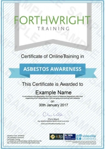 Asbestos-Awareness-Sample-Certificates-Forthwright-Training