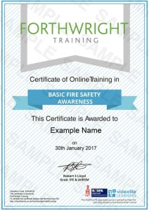 Basic-Fire-Safety-Awareness-Sample-Certificates-Forthwright-Training